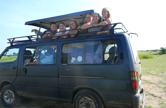 Safari Mini bus