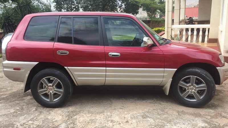 Self Drive Rwanda Car rental